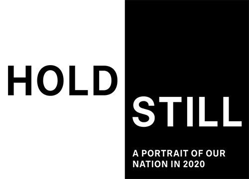 Hold Still logo